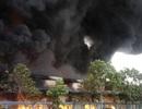 Hà Nội: Hỏa hoạn thiêu rụi gần 1.000m2 nhà xưởng