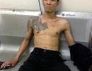 Hà Nội: CSGT quật ngã tên trộm cầm dao chống trả