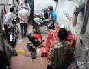 """Hà Nội: Trộm iPhone """"nhanh như chớp"""" ở cửa hàng xe đạp điện"""