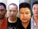Hà Nội: Lộ diện nhóm cướp 6 tấn cáp điện như phim hành động