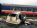 Danh tính nạn nhân vụ tàu hỏa tông ô tô khiến 7 người thương vong