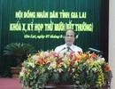 Gia Lai bầu Chủ tịch UBND tỉnh mới