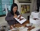 Người phụ nữ khuyết tật và những sáng tạo bất tận từ cánh bướm