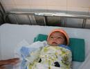 Bé sơ sinh bị ném xuống giếng nhập viện vì bệnh tim bẩm sinh