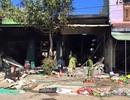 4 cửa hàng tạp hóa bốc cháy, 10 người may mắn thoát nạn