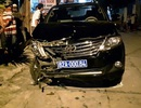 Viện trưởng Viện Kiểm sát lái xe tông 5 người rồi bỏ trốn