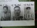 Gần 30 năm tù cho 3 phạm nhân vượt ngục