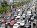 Đường phố Hà Nội kẹt cứng: Mong dân thông cảm!