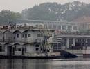 Hà Nội chuẩn bị di dời toàn bộ tàu thuyền trên hồ Tây
