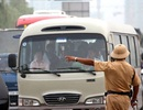 Hà Nội cấm hàng loạt phương tiện qua đường Bưởi