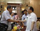 Bí thư Hà Nội mong muốn văn nghệ sĩ hiến kế xây dựng Thủ đô