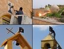 IS phá hủy một tu viện tại Syria, bắt giữ hàng trăm con tin