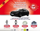 """Tràng Tiền Plaza tổ chức chương trình """"Vui Tết Bính Thân – Rinh xe BMW"""""""