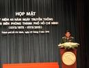 Bộ đội Biên phòng TPHCM nhận cờ truyền thống