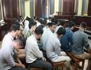 Bảo vệ nghiêm ngặt phiên tòa xét xử đường dây cá độ lớn nhất Việt Nam