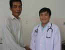 Bệnh nhân Nguyễn Tùng Cương đã xuất viện