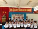 75 suất học bổng của Grobest phối hợp Quỹ Khuyến học Việt Nam và báo Dân trí đến với học sinh nghèo vượt khó