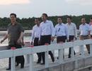 Thủ tướng Chính Phủ Nguyễn Tấn Dũng thăm nhà máy điện gió Bạc Liêu