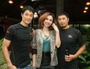 Bạn bè đến mừng Johnny Trí Nguyễn mở võ đường