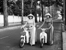 Nét Sài Gòn xưa qua ảnh của Chung Thục Quyên và Quanh Đi