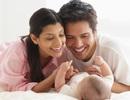 Năm đầu có em bé - mối nguy cho hôn nhân