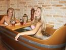 Trải nghiệm tắm bia ở Séc