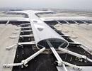 """Bên trong nhà ga hàng không """"tỷ đô"""" của Trung Quốc"""