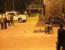 Vụ nổ súng 2 người thương vong: Nhóm gây rối cướp súng trên tay công an