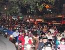 Hàng loạt tuyến đường quận vùng ven Sài Gòn kẹt cứng