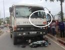 """""""Hung thần"""" xe ben cán chết một phụ nữ trên Xa lộ Hà Nội"""
