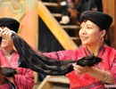 Ngôi làng phụ nữ chỉ cắt tóc 1 lần trong đời