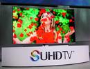 Samsung trình diễn SUHD TV siêu nét tại CES 2015