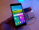 Samsung chính thức trình làng Galaxy A7 mỏng nhất từ trước đến nay