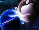 Apple thu hẹp khoảng cách với Samsung trên thị trường smartphone