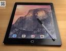 Bản dựng 3D tuyệt đẹp của iPad Pro cỡ lớn và bút stylus