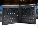 Microsoft ra mắt bàn phím di động với thiết kế gập độc đáo