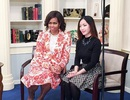 """""""Ngôi sao Youtube"""" gốc Việt công du châu Á cùng phu nhân Tổng thống Mỹ"""