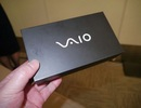 Lộ thông tin cấu hình smartphone mang thương hiệu Vaio đầu tiên