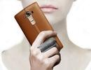 LG tung video khoe tính năng và vỏ da trên smartphone G4