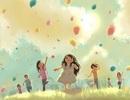 """""""Trở về tuổi thơ"""" với bộ sưu tập hình nền nhân ngày 1/6"""