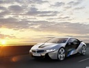 """Bộ sưu tập hình nền siêu xe """"lai"""" BMW i8"""