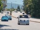 Xe tự lái của Google lăn bánh trên đường công cộng