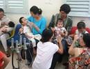 Nhiều bệnh bùng phát, bệnh nhân tăng dồn dập