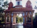 Chùa Khmer lớn nhất tỉnh Cà Mau bị trộm lấy tiền công đức