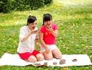Chiều Xuân: Chơi lấm lem để cùng con tìm lại tuổi thơ đầy thú vị