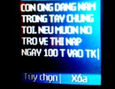 Hà Nội: Đe dọa tống tiền qua điện thoại