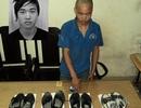 Kẻ giết người đồng tính trốn vào chùa bị phát hiện từ một đôi giày lạ