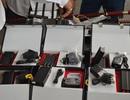 Bắt vụ vận chuyển vũ khí, máy phá sóng tại Tân Sơn Nhất