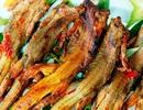 Độc, lạ món Dông nướng hoang dã ở Bình Thuận