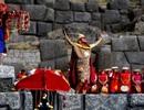 Độc đáo lễ hội thần mặt trời Inti Raymi ở Peru
